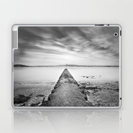 Passage of Time Over Belfast Lough Laptop & iPad Skin
