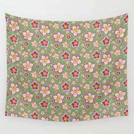 Lenten Rose Wall Tapestry