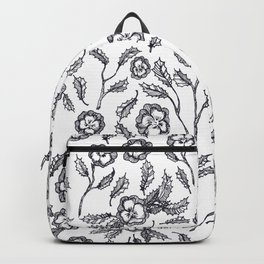 French Florals Backpack