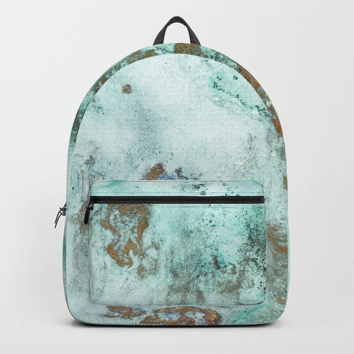 INKED INCEPTION - GOLD & ICE Backpack