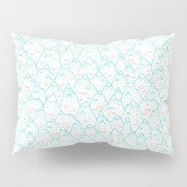Sequence 36 - Mountains Pillow Sham