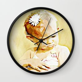 The Little McCoy - 018 Wall Clock