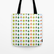The Essential Patterns of Childhood - Home Tote Bag