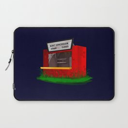 Bubs' Concession Stand - Closed Laptop Sleeve