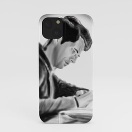 Matthew Reading iPhone Case