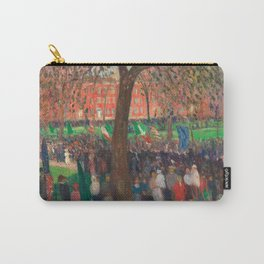 Parade, Washington Square Carry-All Pouch