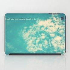 life's a fairytale iPad Case