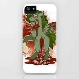My little Zombie iPhone Case
