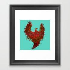 Hot Wings! Framed Art Print