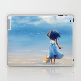 Shore Laptop & iPad Skin