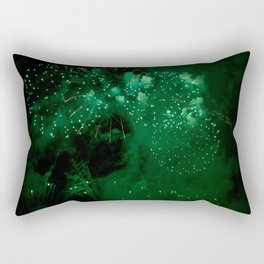 Explosions In The Sky 222 Rectangular Pillow