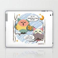 I {❤} OWL Laptop & iPad Skin