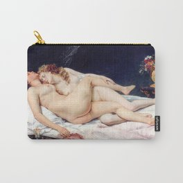 NUDE ART : The Lovers Carry-All Pouch