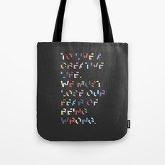 Creative Life. Tote Bag
