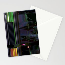 deep space sequencing Stationery Cards