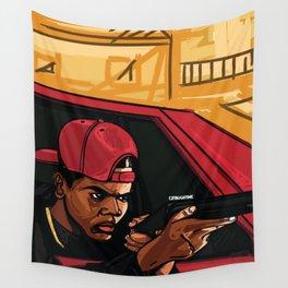 Ricky! Wall Tapestry