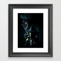 Untouchable Framed Art Print
