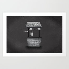Sold by His Brothers (Anna Hurley) Art Print