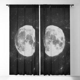 The Moon Blackout Curtain