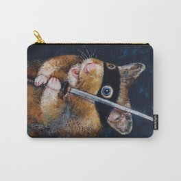 Ninja Hamster Carry-All Pouch