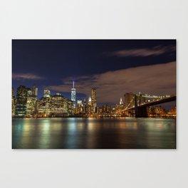 NYC 08 Canvas Print