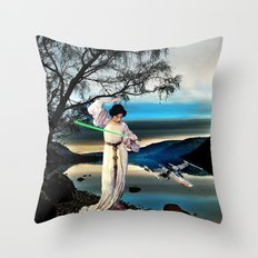 Another Skywalker - Princess Leia, Starwars Throw Pillow