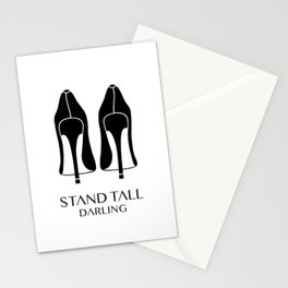Stand Tall Darling Stationery Cards