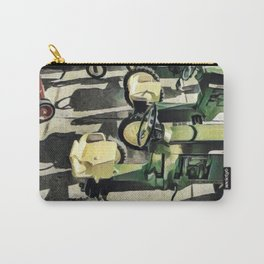Maximum Overdrive - Painting Carry-All Pouch