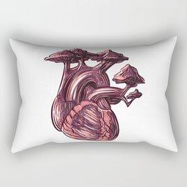 HEART TREE Rectangular Pillow