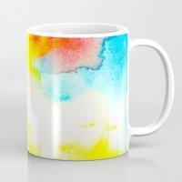 rio Mugs featuring Rio by elena + stephann