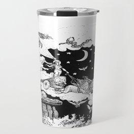 Moon carriage Travel Mug