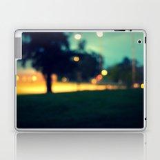 an evening in june Laptop & iPad Skin