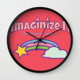 Imaginize It Wall Clock