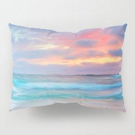 Blue sea Pillow Sham