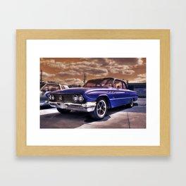 Buick Invicta  Framed Art Print
