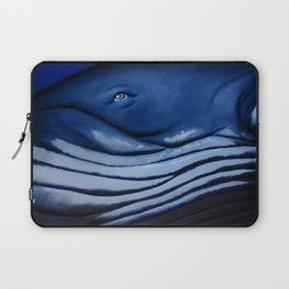 blue giant of the ocean Laptop Sleeve