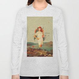 SunflowerMiss Long Sleeve T-shirt