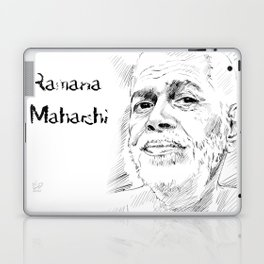 Ramana Maharshi Laptop & iPad Skin