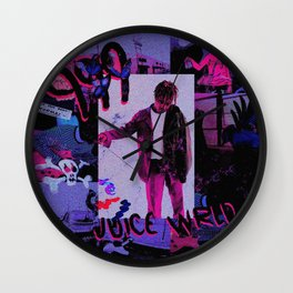 Juice World Wall Clock