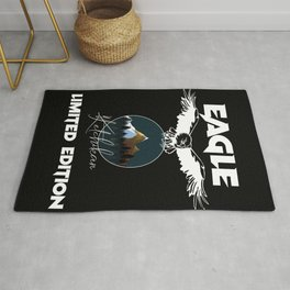 Ketchikan Eagle Limited Edition Rug