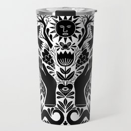 lift your hands Travel Mug