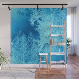 Icy Winter..... Wall Mural