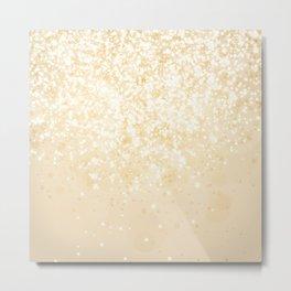 Glitteresques IV:IX Metal Print