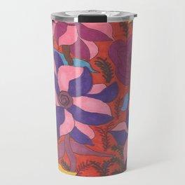 Bohemian Paradise Contemporary Art Travel Mug