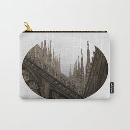 Repeating Arches Carry-All Pouch