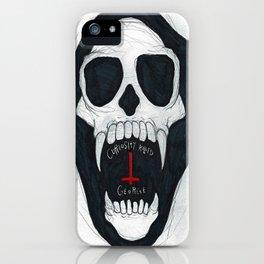 Curious George iPhone Case