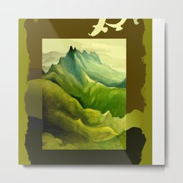 The Eyrie Metal Print