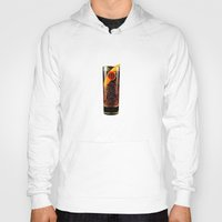 coke Hoodies featuring Barcadi Coke by Rothko