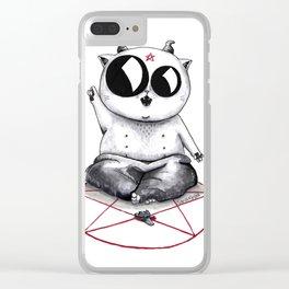 Cathomet Clear iPhone Case