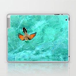 Swimming Bird Laptop & iPad Skin